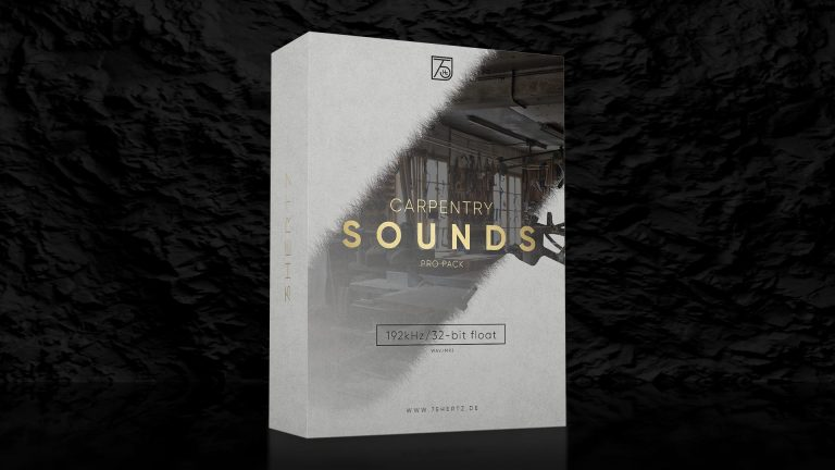 Carpentry Sounds – Pro Pack